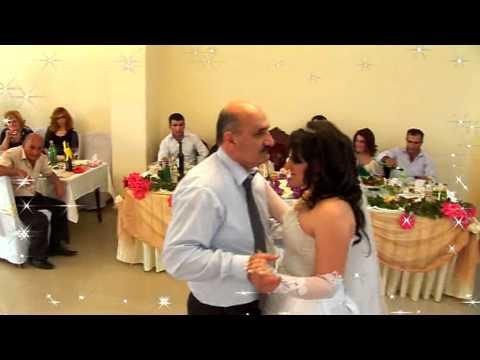 Танец моей дочери на свадьбе