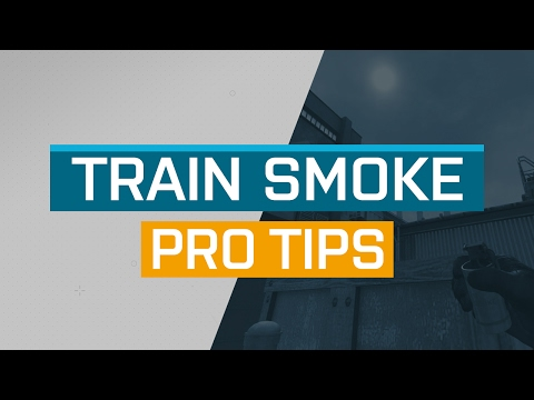 ProTips: Train - A-Site Connector Smoke