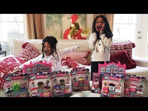 Bad Santa Steals Kids Toys Prank Gift Ems !