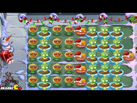 Plants Vs Zombies 2: Endless Mode Challenge!