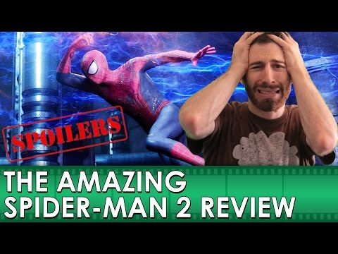 The Amazing Spider-Man 2 Movie Review [SPOILERS] (Belated Media)
