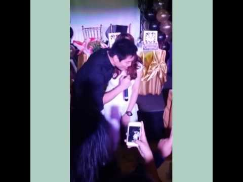 Jeron And Jane Sing Wherever You Will Go video