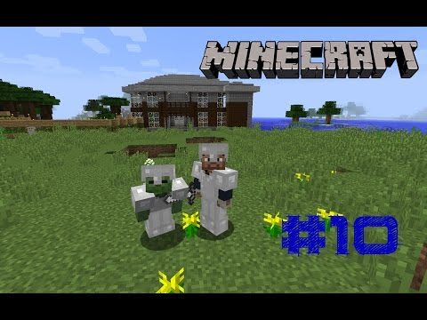 Minecraft Хардкор #10 Возвращение