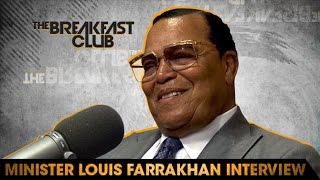 Video: America is in deep trouble. The little Man is being designed to be destroyed - Farrakhan