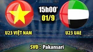 Tin vui trước thềm trận tranh huy chương đồng U23 Việt Nam - U23 UEA 15h00 Ngày 1/9/2012