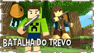 SPOK vs A RAINHA DO PVP - BATALHA DO TREVO