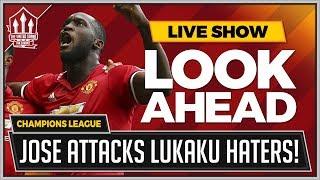download lagu Manchester United Vs Benfica Live Preview Mourinho Says Lukaku gratis