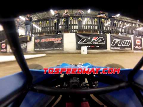TQ Speedway - Meridian, ID. In Car GoPro Silver with AE SC10B - Short Course Buggy
