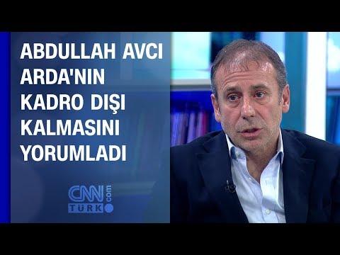 Abdullah Avcı, Arda'nın kadro dışı kalmasını yorumladı