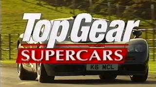 Old Top Gear - Super Cars 1994