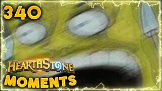 DOOMED!! | Hearthstone Gadgetzan Daily Moments Ep. 340 (Funny and Lucky Moments)