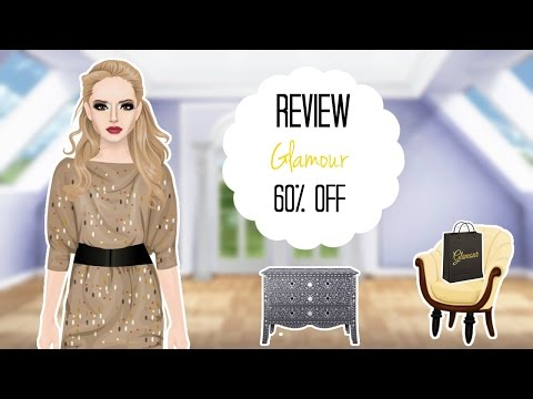 Stardoll Review: Glamour 60% OFF
