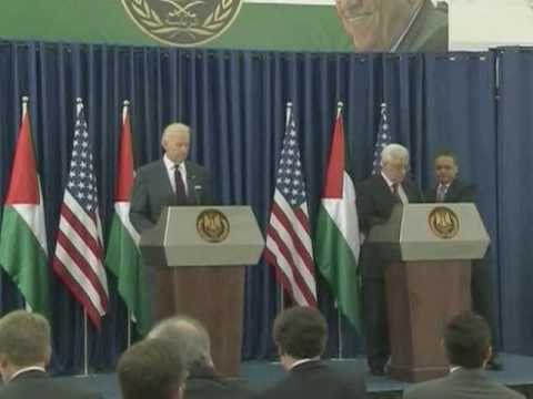 Biden: Israeli Expansion