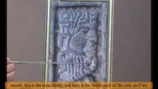 An archeological stone has moses PBUH & anti christ in it part 1