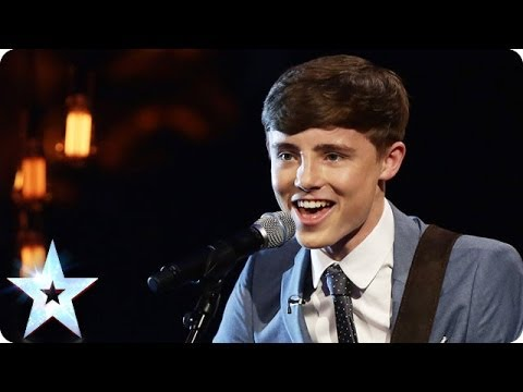 See more from Britain's Got Talent at http://itv.com/talent With a huge voice that defies his 15-years James puts his heart and soul into his Final performan...