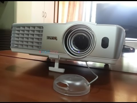 BenQ 1080ST Projector Video Review
