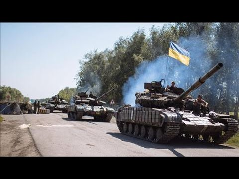 Ukraine Intensifies Battle Against Pro-Russians