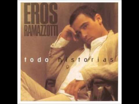Eros Ramazzotti - Eros Ramazzotti-  Todo Historias   CD Completo En Espanol