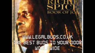 Soothing Sound - Richie Spice - Book Of Job - 2011 NEW REGGAE ALBUM