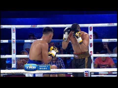 ALAN FERNANDEZ  VS NICOLAS VERON - TRB BOXEO 21/04/2017