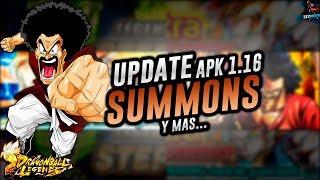 Summons banner Mr Satan y Ultra tickets - Dragon Ball Legends español