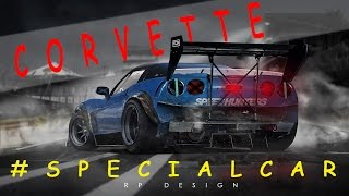 Chevrolet Corvette ZR1 by RP. DESIGN