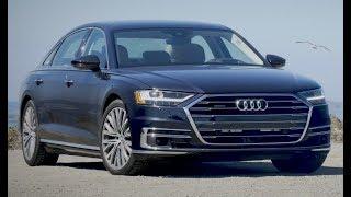 2019 Audi A8 – Driving, Interior, Exterior