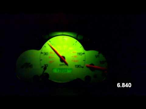 Ford KA 1.3i 0-60 км/ч за 10 секунд