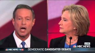 Full Panic Mode: Clinton Attacks Martin O