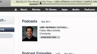 How to Download Father Mike Schmitz Homilies