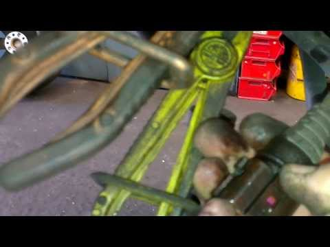 Audi A6 VW Passat rear brake caliper piston reset