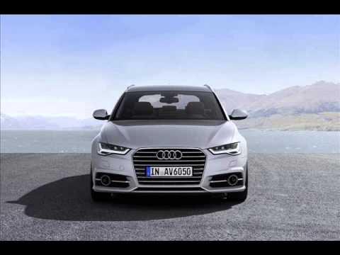 All new 2015 audi a6 avant facelift youtube for Audi a6 avant interieur
