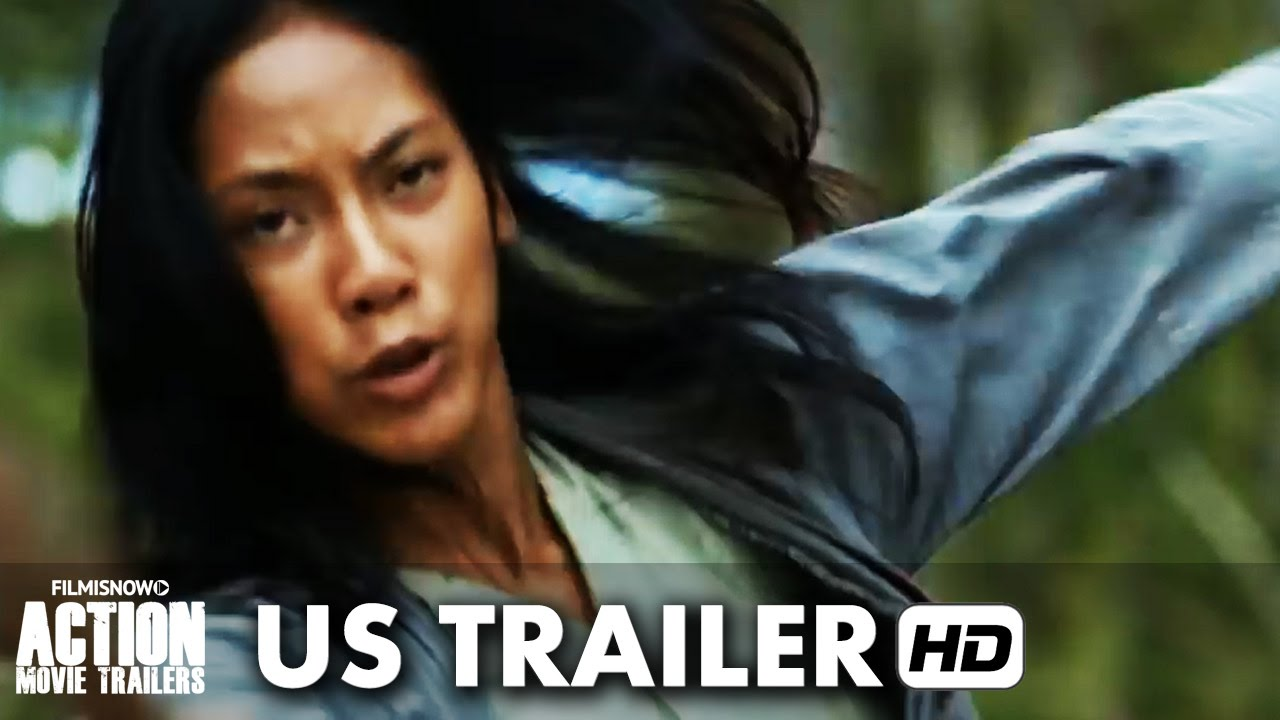 The Golden Cane Warrior Official US Trailer (2015) HD