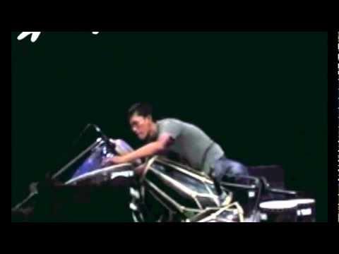 "Solo Kendang ""Sundanese Drum"" Riky 2.m4v"