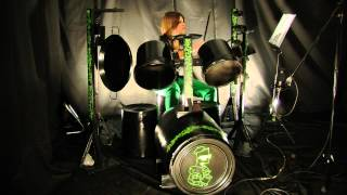 BG-Quartalsarbeit: Drums