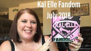 *NEW*// KAL-ELLE FANDOM//JULY 2018// A JEWELRY FANDOM SUBSCRIPTION BOX