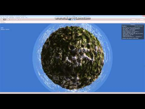 Как в unity3d сделать планету