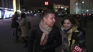 В Москве прошёл первый за 5 лет концерт Стинга