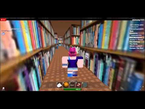 Roblox Escape school detention [escape!]