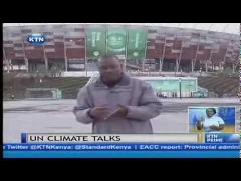 UN climate talk focus on nuclear energy