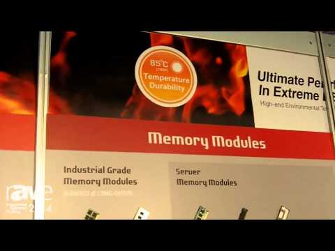 ISE 2014: Transcend Shows Flash Modules, PATA SSD, Memory Modules, Flash Memory Cards and SATA SSD