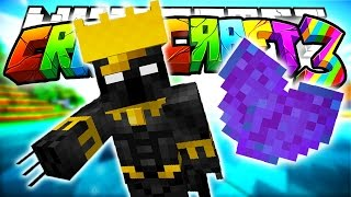 Minecraft Crazy Craft 3.0: Black Panther & The Wakanda Planet! (SuperHeros Mod)! #88