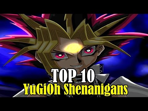 TOP 10: Yugioh Shenanigans (Screw The Rules Moments)