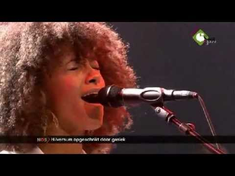 Esperanza Spalding live in Netherlands 2012 - Radio Song