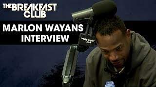 Marlon Wayans Talks About The Wild Wayans Gene And His Best Years As A Comedian