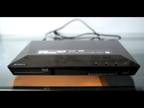 Sony BDP-S1100 Blu-ray Media Player Review