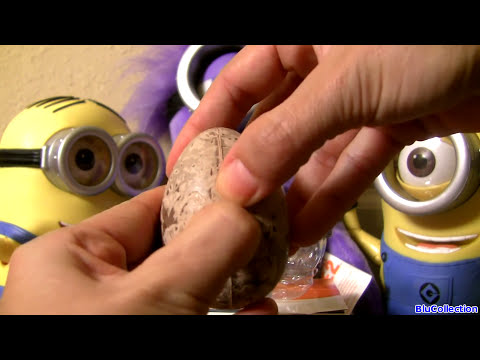 Despicable Me Minions Huevos Sorpresa Mi Villano Favorito 2 Minion Dave Singing Banana Song
