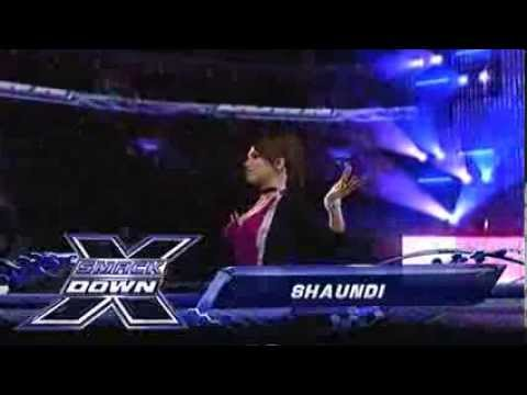 Shaundi (WWE Smackdown vs. Raw 2011)
