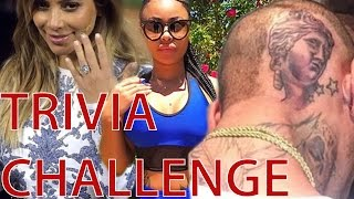 TMZ Trivia: Kim K, Blac Chyna, Chris Brown & More!