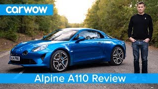 Alpine A110 2019 in-depth review - better than a Porsche  Cayman or Audi TT RS?
